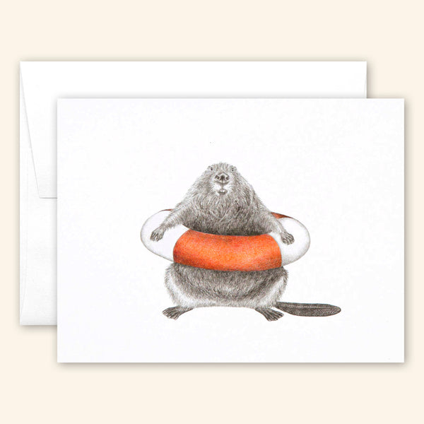 Central & Gus: Greeting Card: Ford Buckminster
