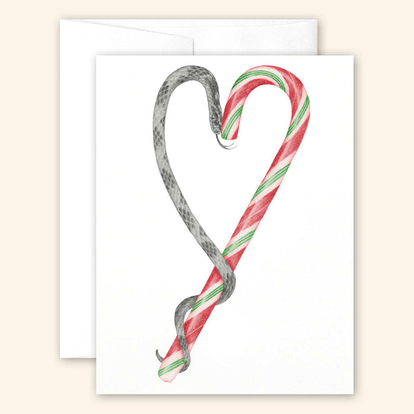 Central & Gus: Greeting Card: Archie Jupiter