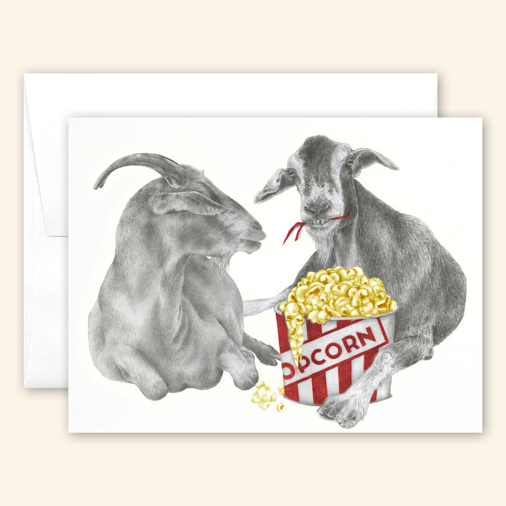 Central & Gus: Greeting Card: Salt & Bale Sheridan