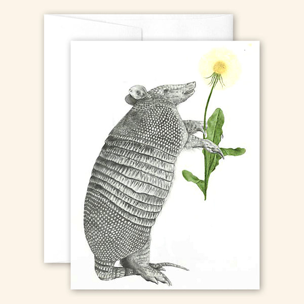 Central & Gus: Greeting Card: Tuck Sawgrass