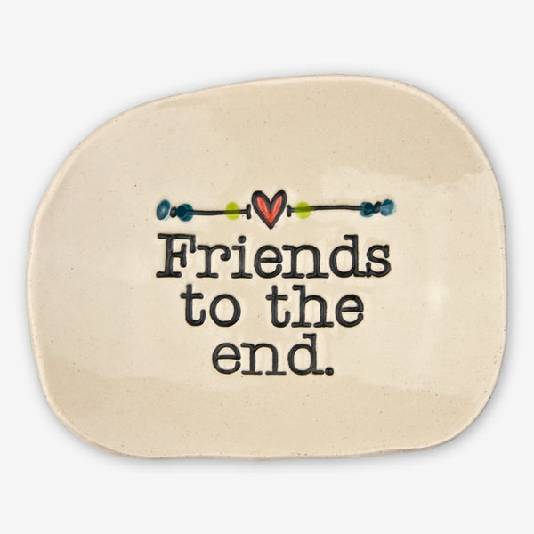 Cheryl Stevens Studio: Dishette: Friends To The End