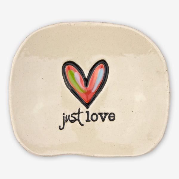 Cheryl Stevens Studio: Dishette: Just Love
