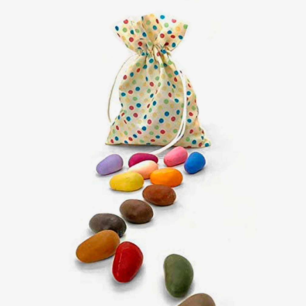 Crayon Rocks: 32 Colors in a Multi Dot Bag