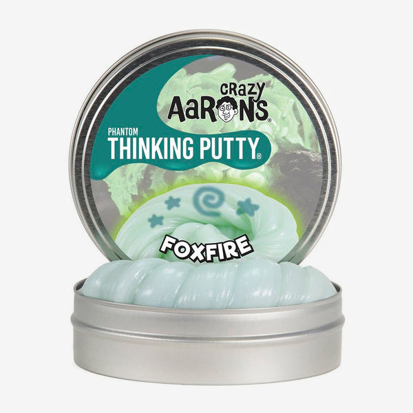 Crazy Aaron's: Thinking Putty: Foxfire