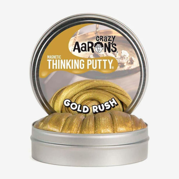 Crazy Aaron's: Thinking Putty: Gold Rush