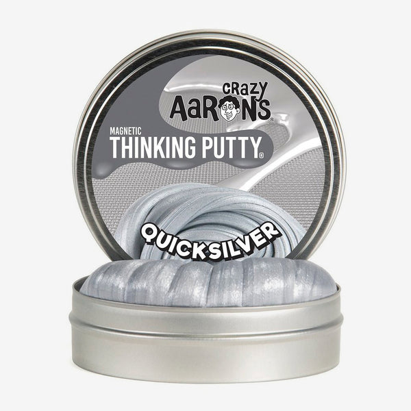 Crazy Aaron's: Thinking Putty: Quicksilver