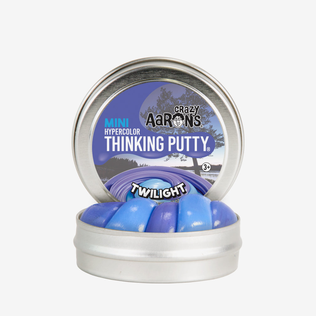 Crazy Aaron's: Mini Thinking Putty: Twilight