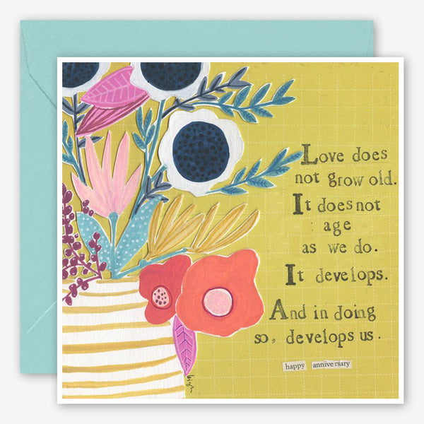 Curly Girl Design: Love Card: Develops Us