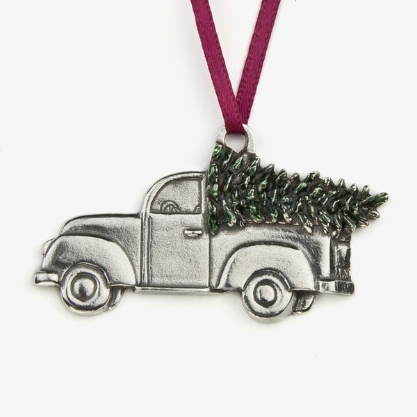 Danforth Pewter: Pewter Ornaments: A Keeper 2013 Annual Ornament