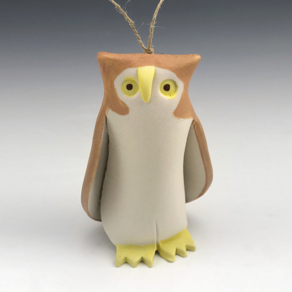 Evening Star Studio: Ornament: Owl