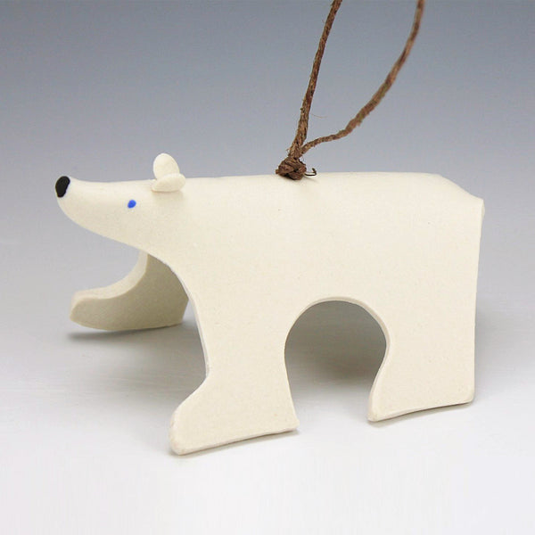 Evening Star Studio: Ornament: Polar Bear