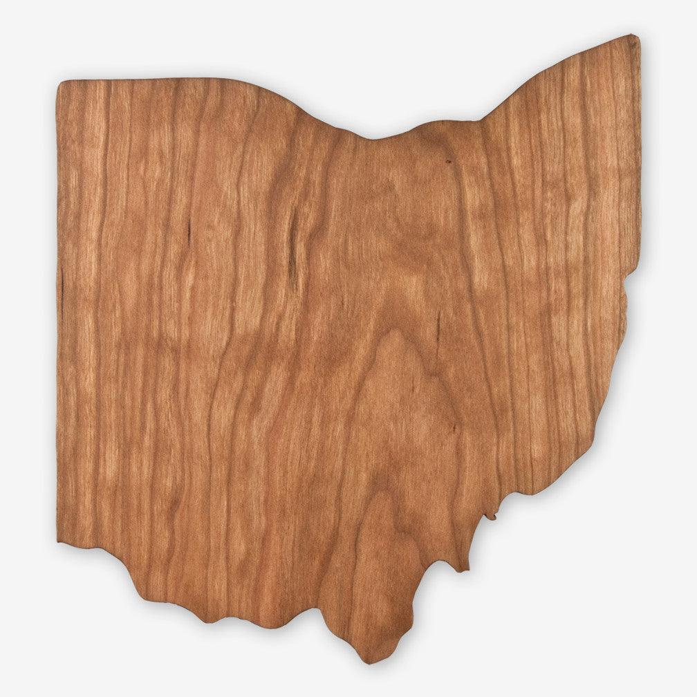 G3 Studios: Ohio Cutting Board