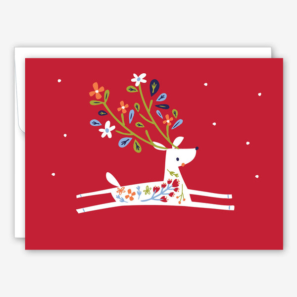 Great Arrow Christmas Card: Little Reindeer