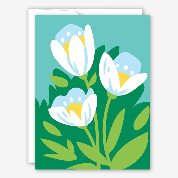 Great Arrow Easter Card: Spring Tulips