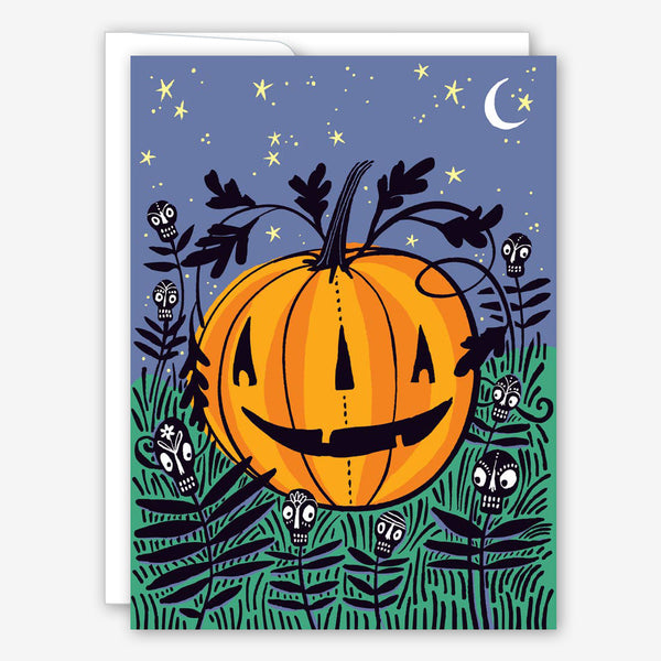 Great Arrow Halloween Card: Pumpkin Patch