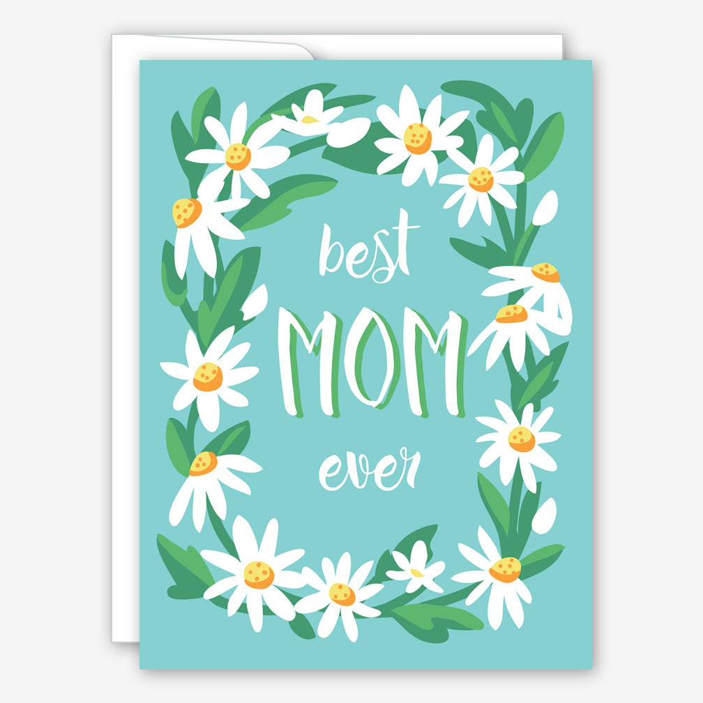 Great Arrow Mother's Day Card: Best MOM Flowers