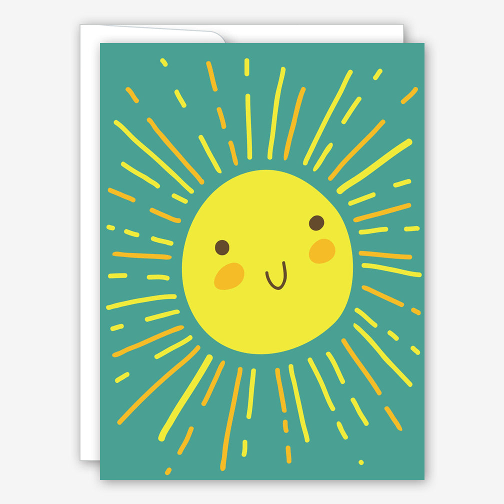 Great Arrow Retirement Card: Sunshine