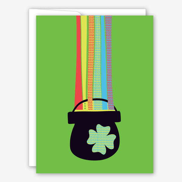 Great Arrow St. Patrick's Day Card: Pot O' Gold