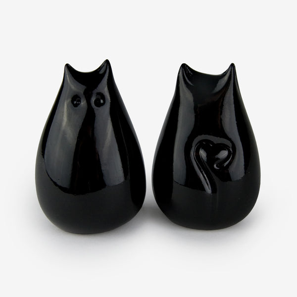Henrietta Glass: Love Cats: Lucky Black