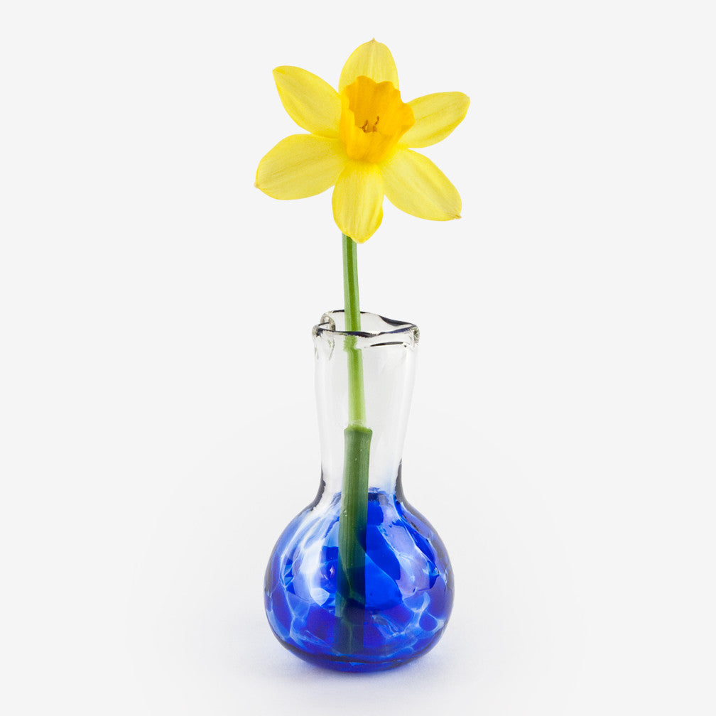 Henrietta Glass: Love You Vases: True Blue