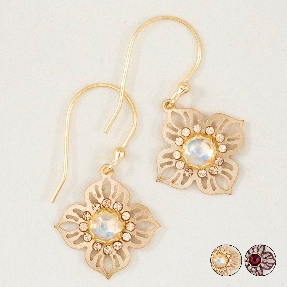 Holly Yashi: Bella Flora Earrings