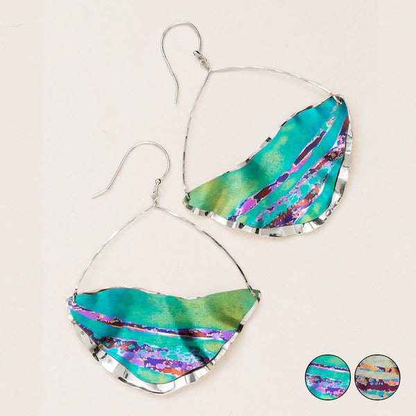 Holly Yashi: Bora Bora Earrings