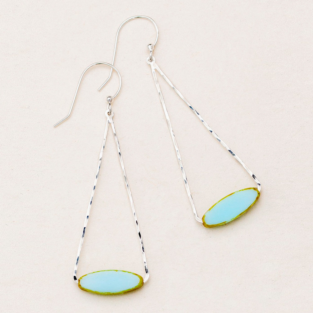 Holly Yashi: Collette Small Drop Earrings