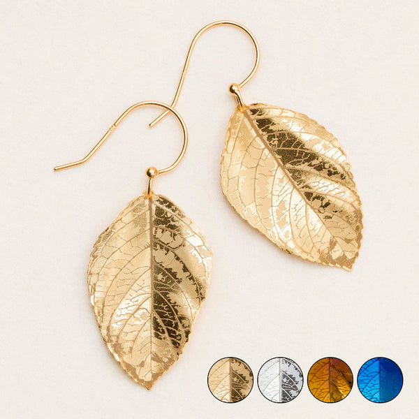 Holly Yashi: Elm Earrings