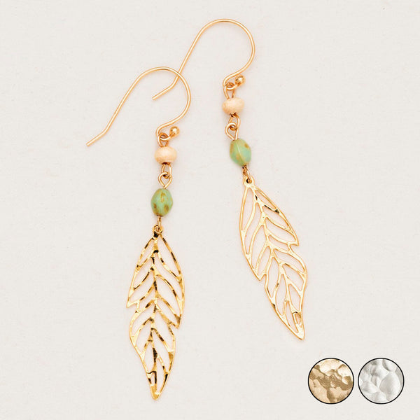Holly Yashi: Enchanted Dream Earrings