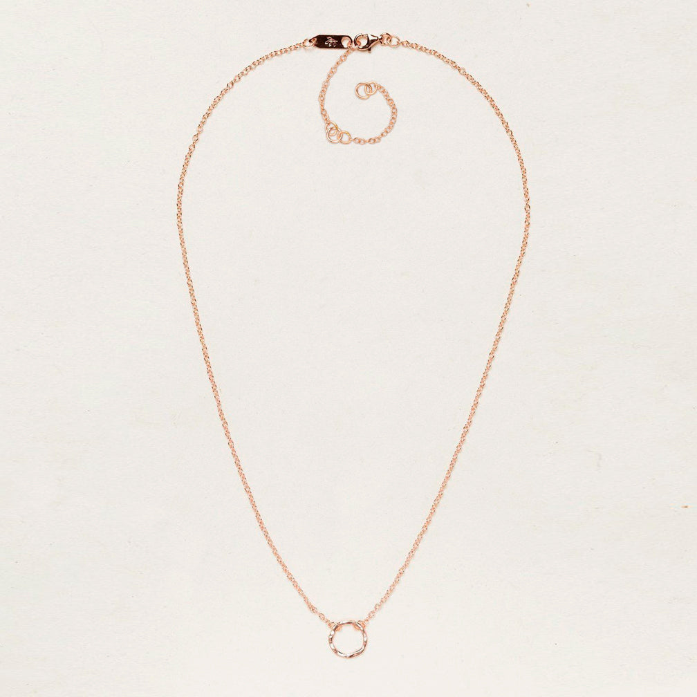 Holly Yashi: Eternity Necklace
