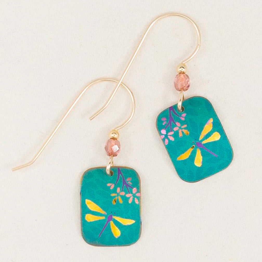 Holly Yashi: Garden Party Earrings