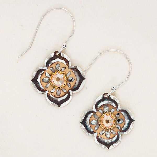 Holly Yashi: Gypsy Bloom Earrings