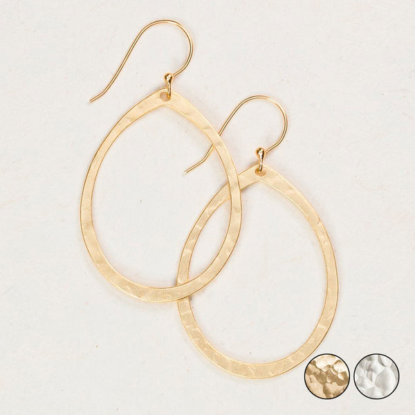 Holly Yashi: Halo Earrings