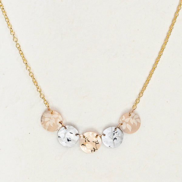 Holly Yashi: Laurel Necklace