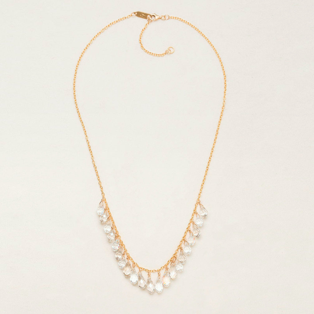 Holly Yashi: Lorelei Wedding Necklace