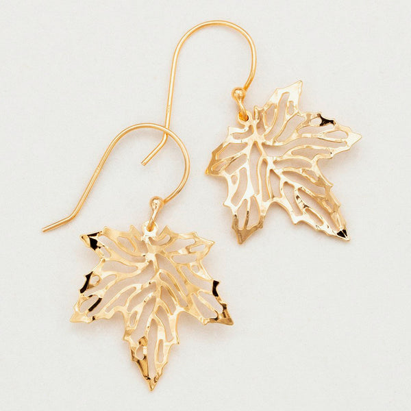 Holly Yashi: Maple Grove Earrings