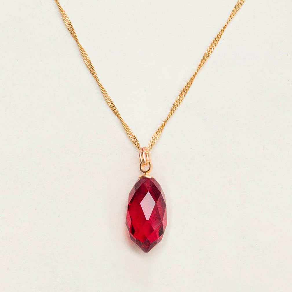 Holly Yashi: North Star Pendant Necklace