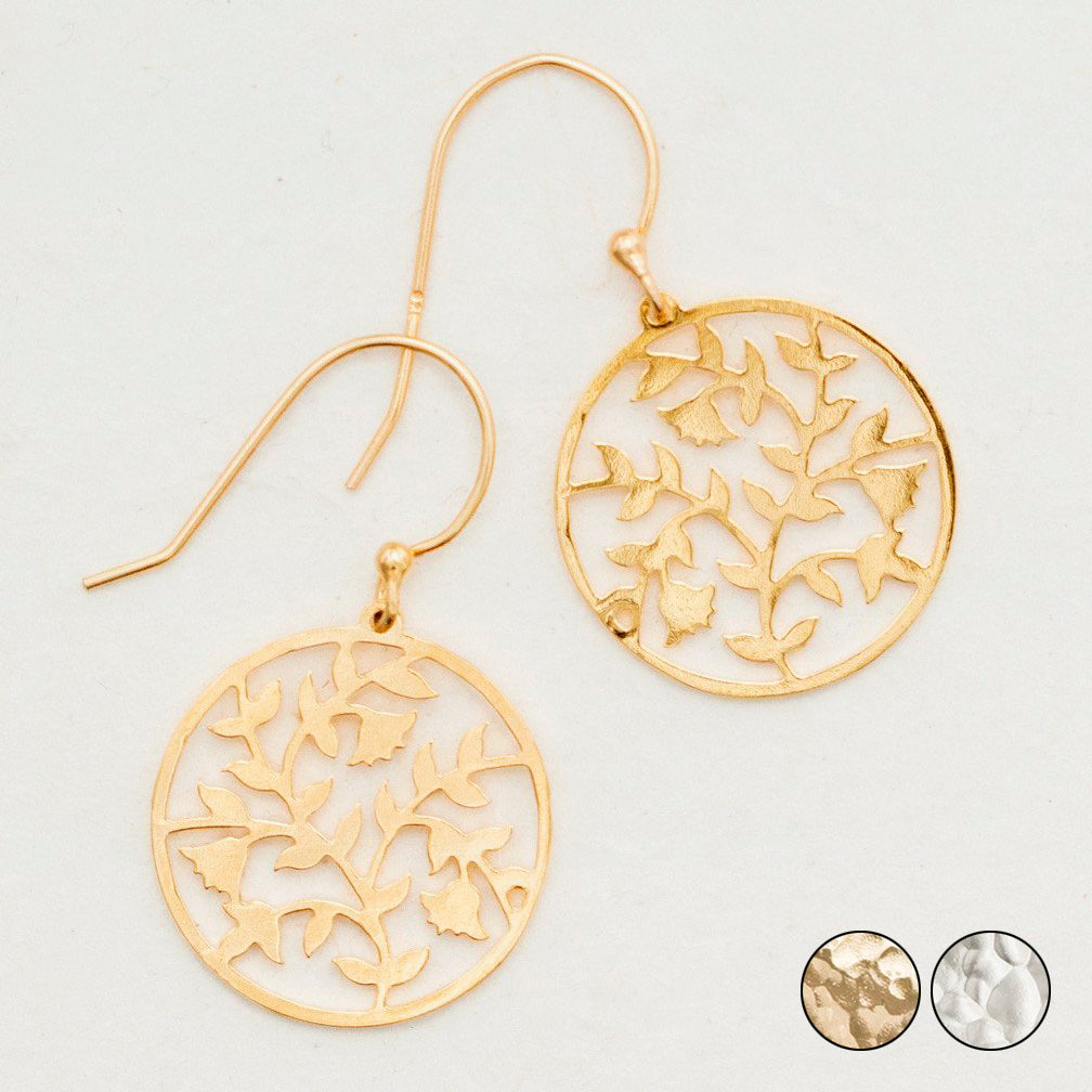 Holly Yashi: Oleander Earrings