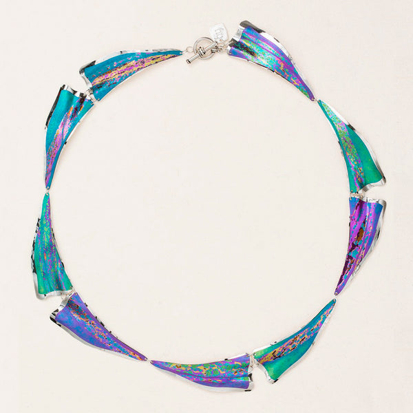Holly Yashi: Opulent Ocean Necklace