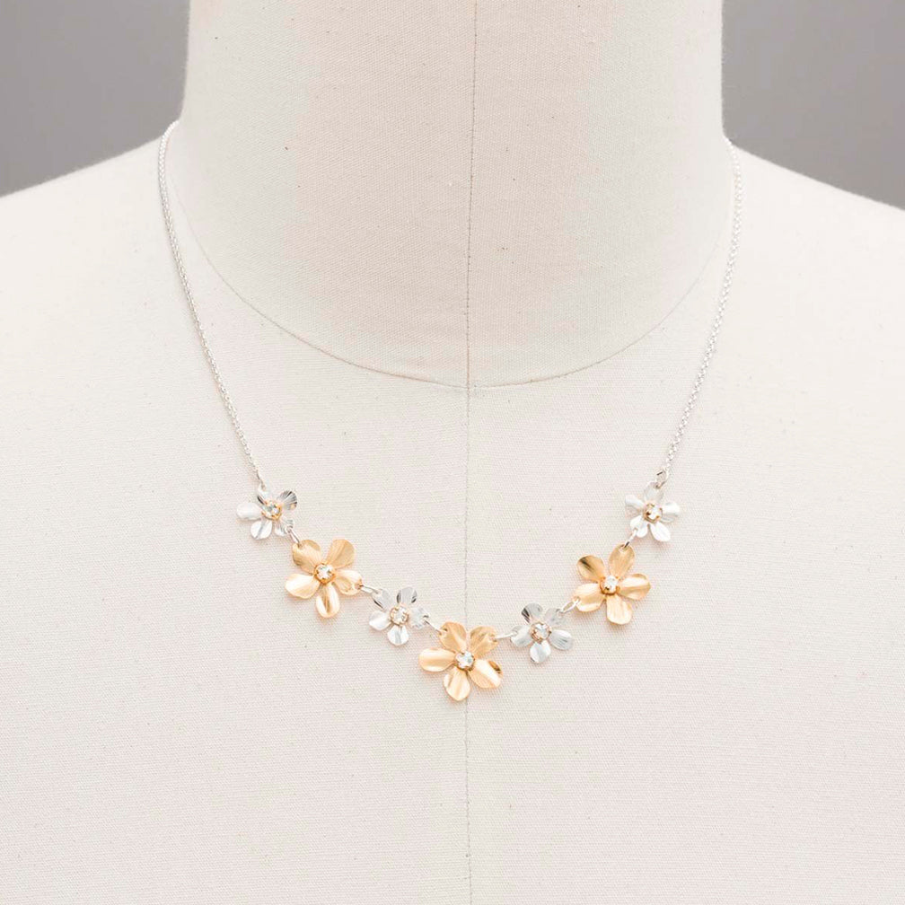 Holly Yashi: Plumeria Classic Necklace