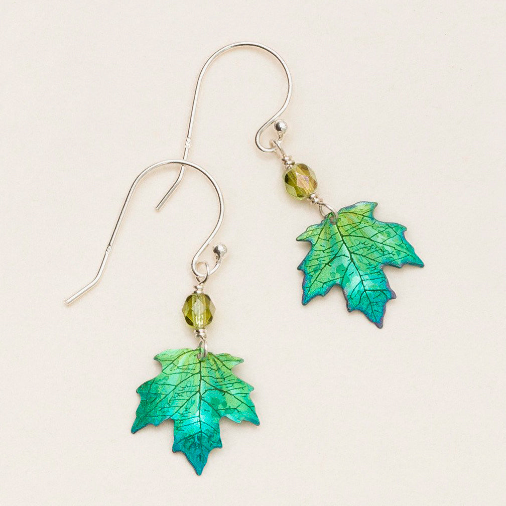 Holly Yashi: Sugar Maple Earrings