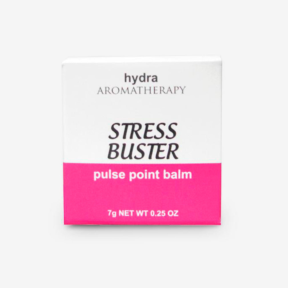 hydraAROMATHERAPY: Pulse Point Balm: Stress Buster