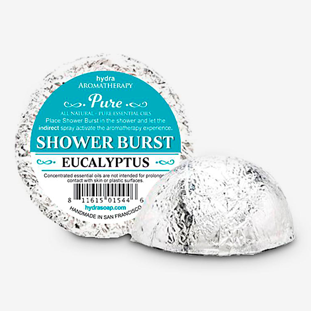 hydraAROMATHERAPY: Shower Burst: Pure Essentials Variety Pack