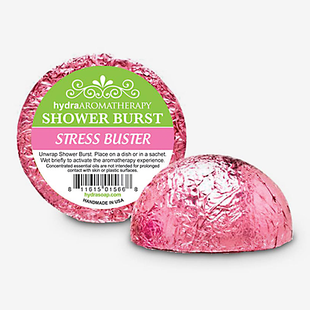 hydraAROMATHERAPY: Shower Burst: Stress Buster