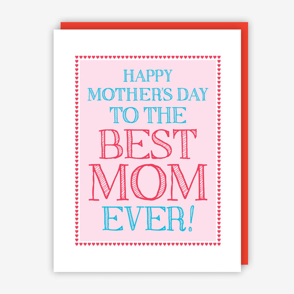Jake & Sam: Mother's Day Card