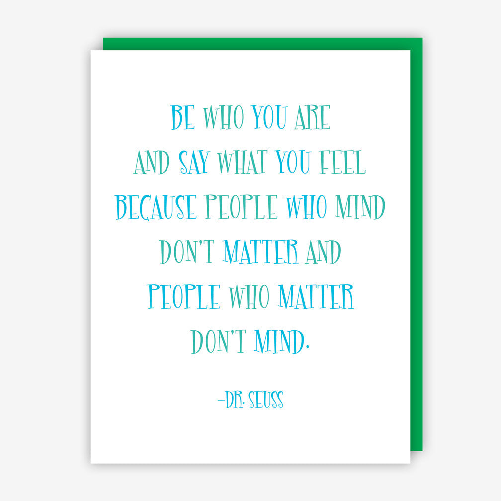 Jake & Sam: Quote Card