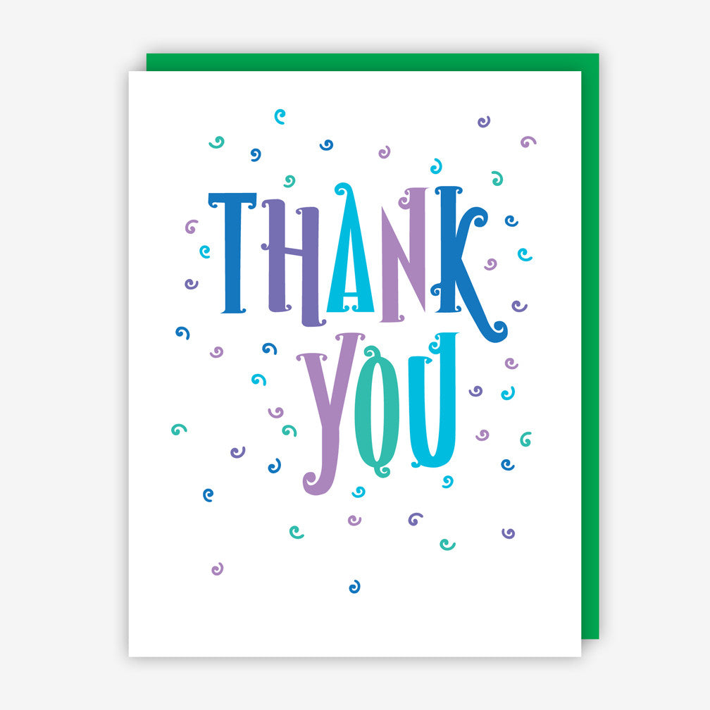 Jake & Sam: Thank You Card