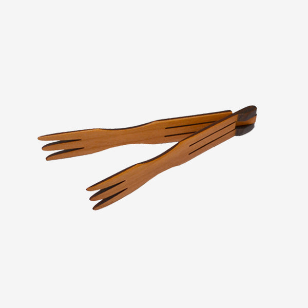 Jonathan's Spoons: Inside-Out Tongs® for Hors D'oeuvres