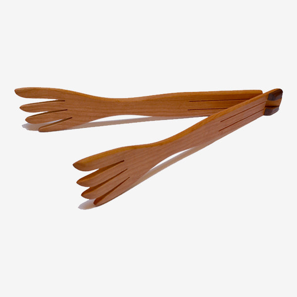 Jonathan's Spoons: Inside-Out Tongs® with a Fork