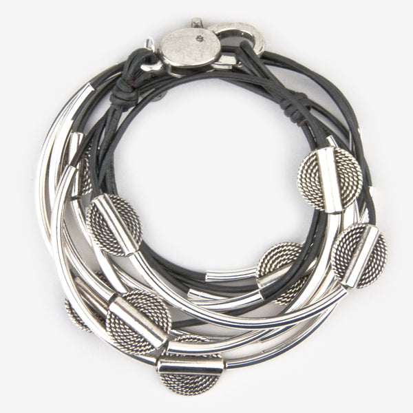 Lizzy James: Lizzy Disc Wrap: Metallic Gunmetal